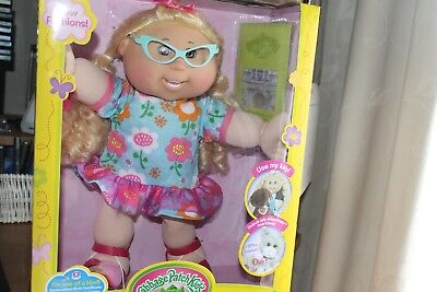 CABBAGE PATCH KIDS ABBY AULIYAH AUGUST 12th BNIB