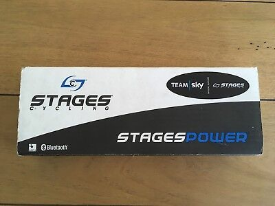 NEW IN BOX Stages SRAM Rival GXP Aluminum Power Meter 170mm ANT+ Bluetooth