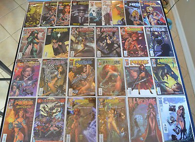 WITCHBLADE (27-Book) Image LOT #1 3 6 31 50 66-67 81-82 84-86 93-98 100-101 (NM)