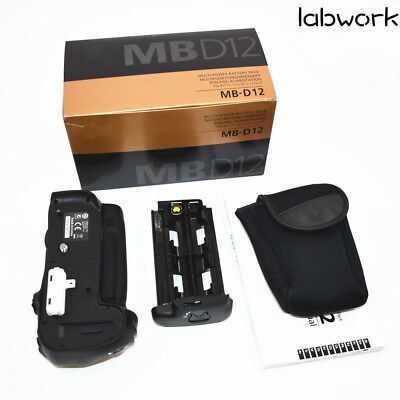 NEW MB-D12 Battery Pack Grip For Nikon D800 D800E D810E D810 EN- EL15& AA NJ
