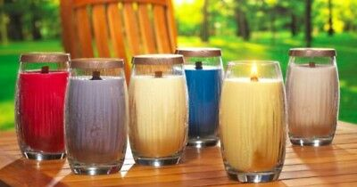 YANKEE CANDLE-  Pure Radiance - Crackling Wood Wick Large Jars -You Choose Scent