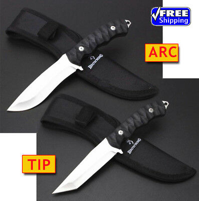 Fixed Blade Hunting Knife 2020 Stainless Steel Knives Outdoor Survival Camping
