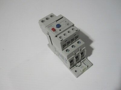 Sprecher + Schuh Overload Relay 1-5a With Din/Rail/Panel Adapter