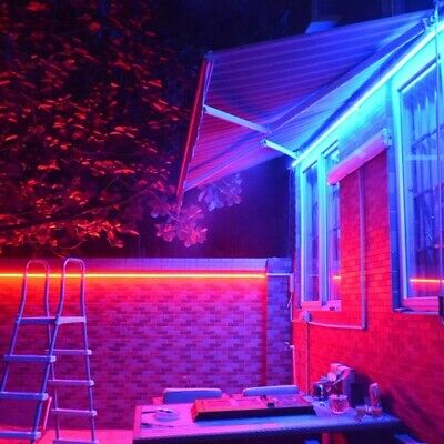 Led Neon Rope Light All Colours Available Also Multi Rgb With Controller