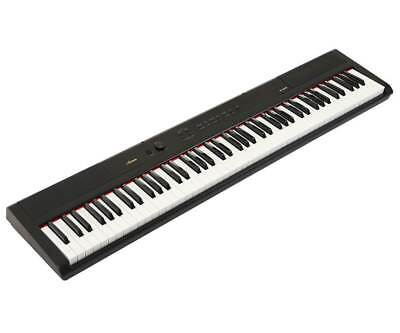 ARTESIA PA-88W 88 note Digital Piano, Black