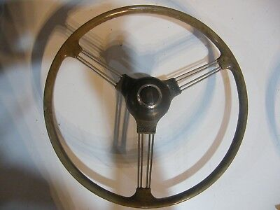 Mg Td, Tf, Morris Minor 1948-56 Steering Wheel Very Nice Condition
