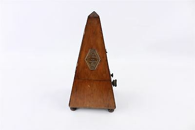 VINTAGE METRONOME Teck Mechanical Music Timer Instrument For Piano ...
