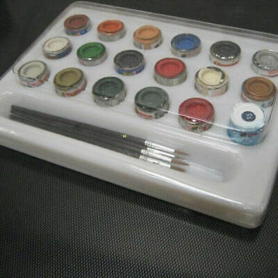 Plastic Model Paint Storage Tray - Model / Humbrol Craft Paint Tray
