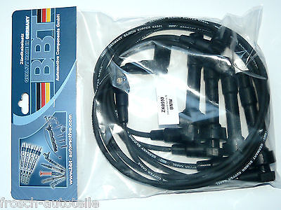 4x ZÜNDKABEL KIT MADE IN GERMANY BMW E36 318 is 318 ti  Z3 1.9 103KW 140PS/HP