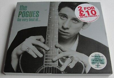 The Pogues - The Very Best Of CD Album