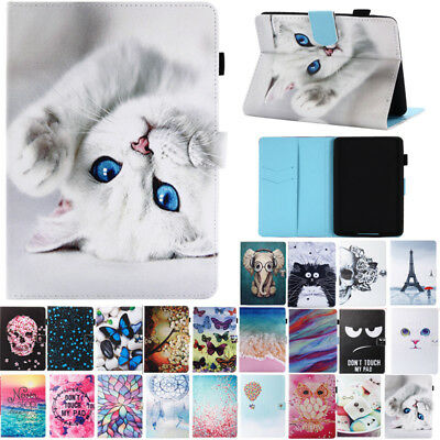 """Smart Magnetic Leather Wallet Case Stand Cover For iPad 2 3 4/Mini/Air/9.7"""" 2017"""