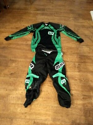 Msr Motorcycle/Atv Riding Gear Jersey Medium/Pants 34