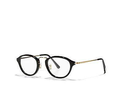 f2917194576 New Tom Ford Tf 5321 001 Black  gold Eyeglasses Authentic Rx Frames Ft5321  47-