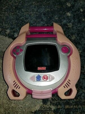 Fisher-Price Kid Tough DVD Player Tested Works great! Pink