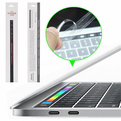 Touch Bar Clear Film Protector Guard Skin Shield For Macbook Pro 13'' 15'' New