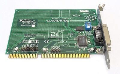 National Instruments AT-GPIB/TNT IEEE-488.2 ASSY1811830E-01 181830E