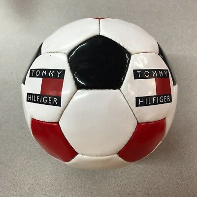 Rare Vintage Tommy Hilfiger Soccer Ball Lightly Used 90S