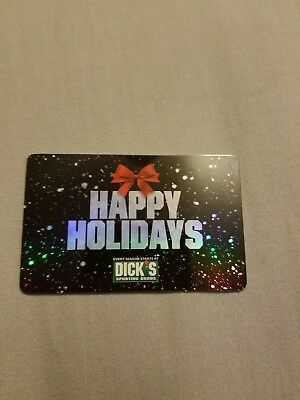 Dicks Sporting Goods Gift Card $221.72