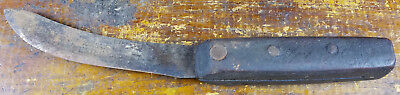 Old Guaranteed Antique Case XX Cases Tested XX Wood Handle Fixed Blade Knife