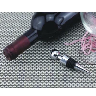 Baoblaze Stainless Steel Wine Champagne Bottle Stopper Cap Home Bar Supplies