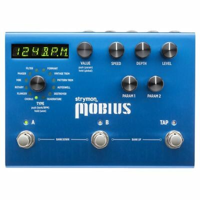 Strymon Mobius - b-stock (1x opened box) * NEW * multi-modulation