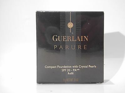 Guerlain Parure Compact Foundation with Crystal Pearls SPF 20 ( Refill ) 13
