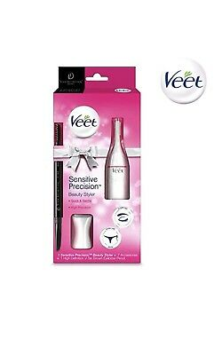 Veet Sensitive Beauty Styler Gift Pack With Brown HD Eyebrow Pencil