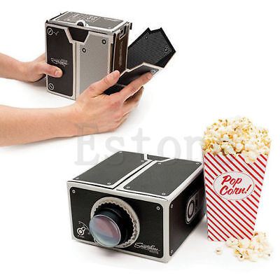 Smart Phone Projector Diy Kit For Your Smart Phone/cell Phone-Easy Assembly! New