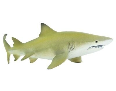 LEMON SHARK 2018 Safari Ltd Wild Safari Sea Life NEW 100097 Requiem