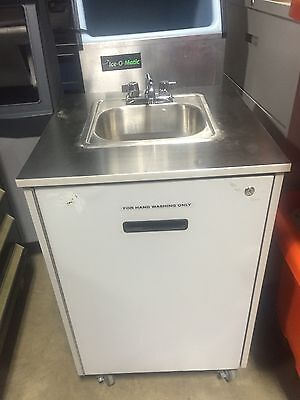Portable Hand Wash Sink NSF Restaurant Equipment...