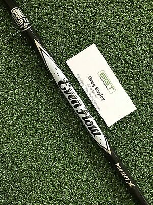 Project X EvenFlow Black 65 Hand Crafted 6.0 Shaft Stiff Authorised Retailer