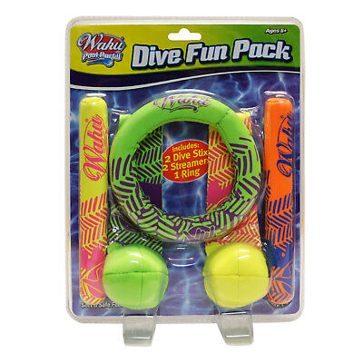 New Wahu Pool Party Dive Fun Pack Bma1052