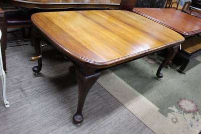 A Lovely Antique Blackwood Extension Table with Winder - Chairs in other Listing