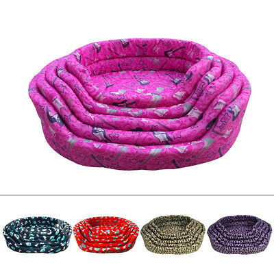 Pad Sofa Mat Bed Indoor Pet Dog Cat Puppy LovelyComfortable Cushion Muti-sizes