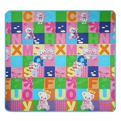 Baby Kid Toddler Play Crawl Mat Carpet Playmat Foam Rug Bedroom Educationa Child