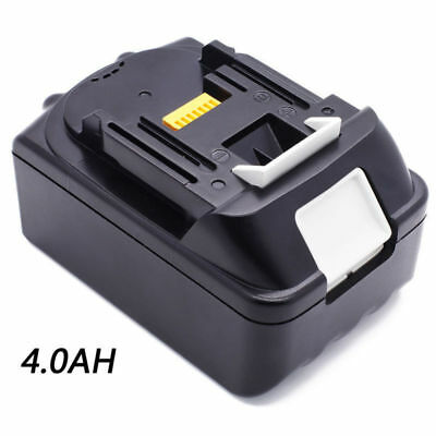 4x 4.0Ah 18V Battery For Makita BL1840 BL1830 BL1815 LXT Lithium Ion Heavy Duty