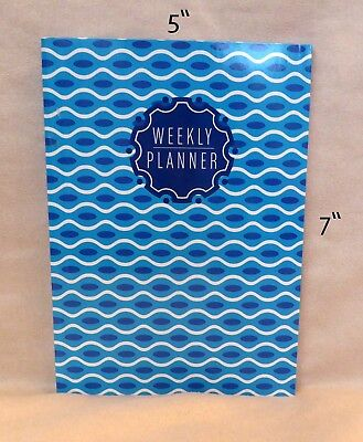Weekly Planner Food Diary Book Slimming World, Weight Watchers Friendly