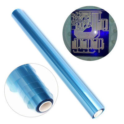 1 Roll PCB Photosensitive Dry Film For Circuit Production Photoresist Sheets RM6