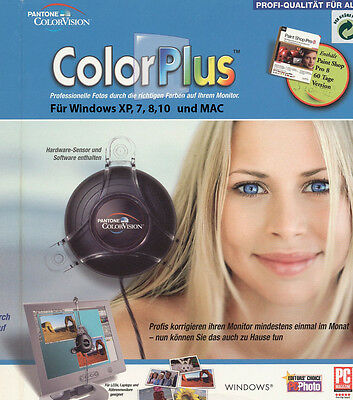 Color Plus Monitorkalibierung