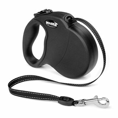 Retractable Dog Lead,5m Extendable Dog/pet Leads/leash For Small Medium Dogs Up
