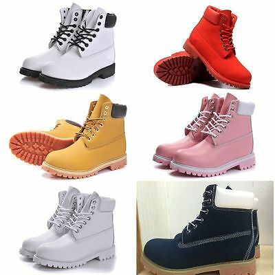 8b810e7f3d842 Womens Men s Boots 6-Inch Premium Waterproof Trail Classic Snow Boots US 5-
