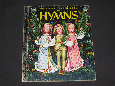Little Golden Book  The Little Golden Book of Hymns