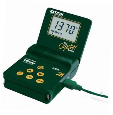 433202-240 8 type thermocouple calibrator and thermometer