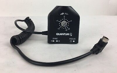 Quantum D13N TTL Flash Adapter for Canon