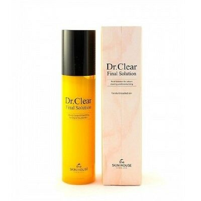 The Skin House Dr. Clear Final Solution Sebum Control Soothing Oily Skin 50ml