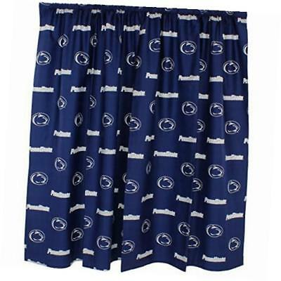 "penn state nittany lions printed curtain panels 42"" x 63"""
