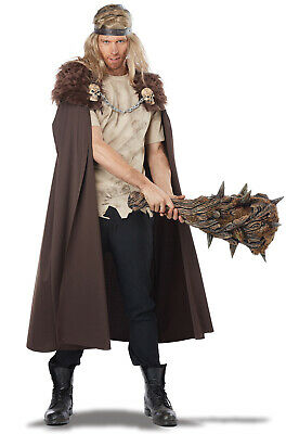 Medieval Warlord Adult Renaissance Nights Watch Cape Adult Costume