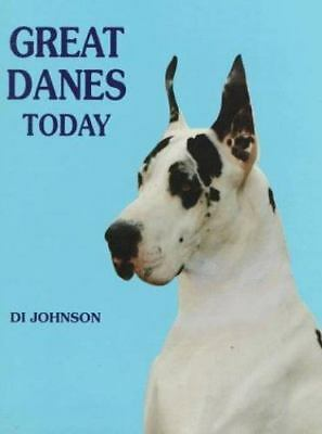 Great Dane Dog Book, Great Danes Today  (Brand New)