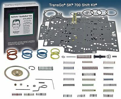 Transgo SK 700 Transmission Shift Kit TH700-R4 82-93 74165