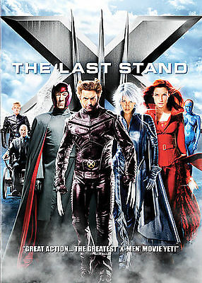 X-Men: The Last Stand (DVD, Full Frame) 25% OFF when you buy 2+ movies